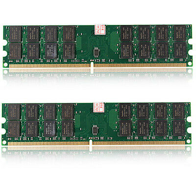 8Gb 2X4Gb Memoria Ram Ddr2 800Mhz Pc2-6400 240 Pins Dimm For Amd Motherboard