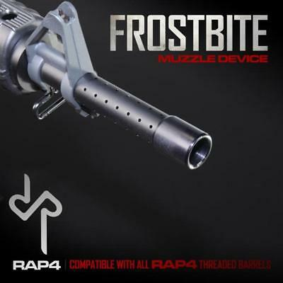 Frostbite Muzzle(.68) Compatible with Recon & Raptor Paintball Barrels [CN2-1-2]