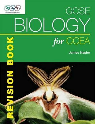 GCSE Biology for CCEA Revision Book by Napier, James Paperback Book The Cheap