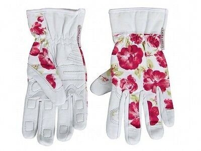 Laura Ashley Cressida Light & Heavy Duty Gardening Gloves