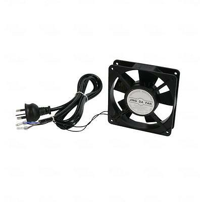 Titan AV Single 240V Roof Mount Fan Kit - Server Rack / Data Cabinet