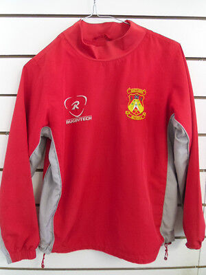 Castlebar Mitchells Rugbytech Training Top Size Small Boys
