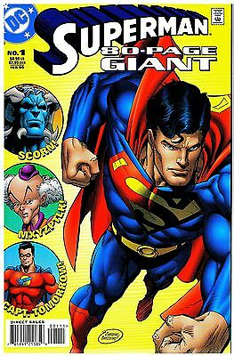 Superman 80-Page Giant No.1 / 1999