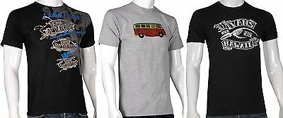 Vans No Ka Oi, party wheels, OTW Spill Tee Shirts Bus S M L B-15-5