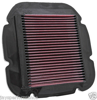 Su-1002 K&n Sports Air Filter To Fit Suzuki Dl650 V-Strom (04-15)