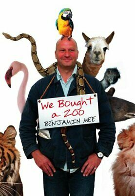 We Bought a Zoo by Mee, Benjamin Hardback Book The Cheap Fast Free Post