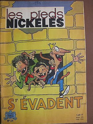 Les Pieds Nickeles S'evadent  (1965)