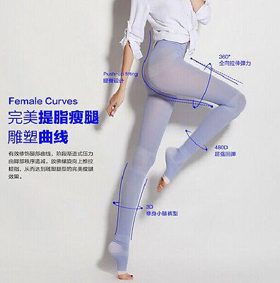 480D Compression Sock Pantyhose Veins Support Shaping Leg Tights Sleep Stockings