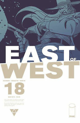 East Of West #18 (NM)`15 Hickman/ Dragotta