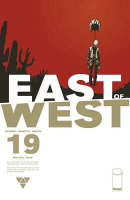 East Of West #19 (NM)`15 Hickman/ Dragotta