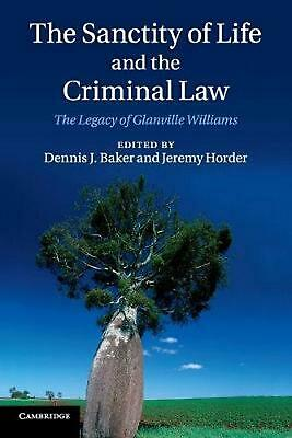 Sanctity of Life and the Criminal Law by Paperback Book (English)