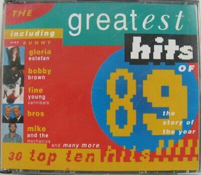 Various - Greatest Hits of 89 - Various CD NZVG The Cheap Fast Free Post The