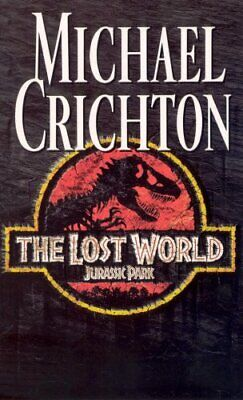 The Lost World by Michael Crichton Paperback Book The Cheap Fast Free Post