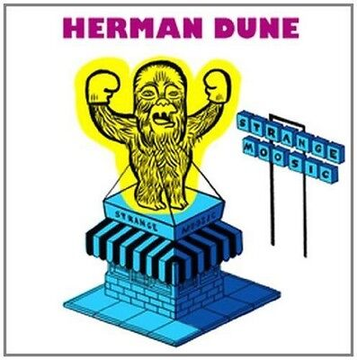 Herman Dune - Strange Moosic (NEW CD)