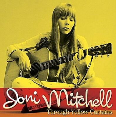 Joni Mitchell - Through Yellow Curtains (The Second Fret) (NEW CD)