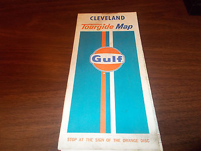 1965 Mobil Illinois Vintage Road Map