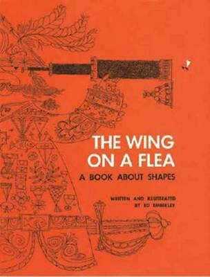 Wing on a Flea: A Book About Shapes by Ed Emberley (English) Hardcover Book Free