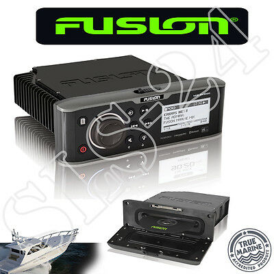 Fusion MS-AV650 DVD CD Marine Entertainmentsystem Bluetooth USB Radio Boat Boot