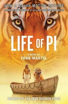 Life Of Pi by Martel, Yann Book The Cheap Fast Free Post