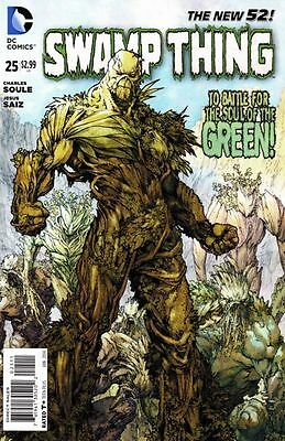 Swamp Thing #25 Vol.5 Vf/nm