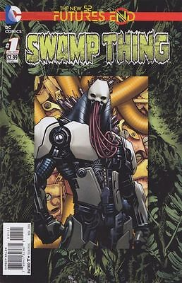 Swamp Thing: Futures End Vf/nm