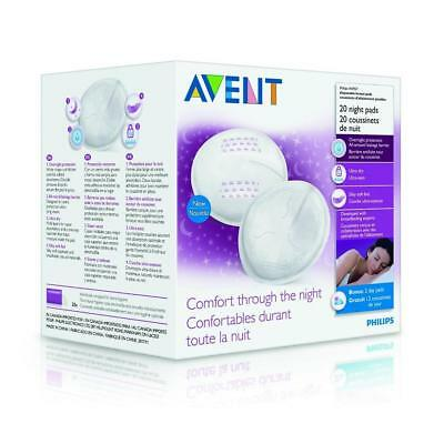 Philips Avent Disposable Breast Pads (1x20 Night)