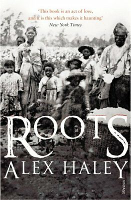 Roots, Haley, Alex Paperback Book The Cheap Fast Free Post
