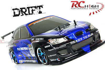 HSP Badboy 1/10 Scale RTR 2.4GHz Radio Control Electric RC Drift Car