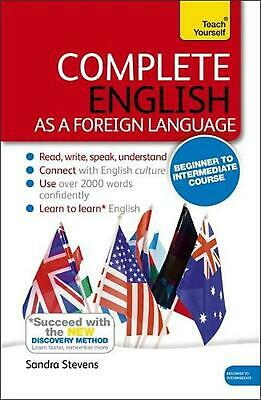 Complete English As a Foreign Language Beginner to Intermediate Course: (Book an