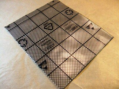Lot of 200 Conductive Anti-Static Grid 2-mil  seal-able polyethyle ESD BAG LDPE