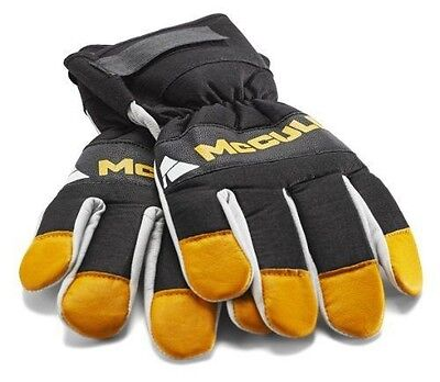 McCulloch 00057-76.165.08 PRO008 Gants confortables Taille 10 NEUF