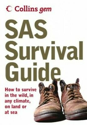 SAS Survival Guide: How to Survive in the W... by Wiseman, John 'Lofty Paperback