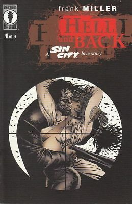 Sin City: Hell And Back #1 (Dark Horse Comics) Boarded. Free Uk P+P!