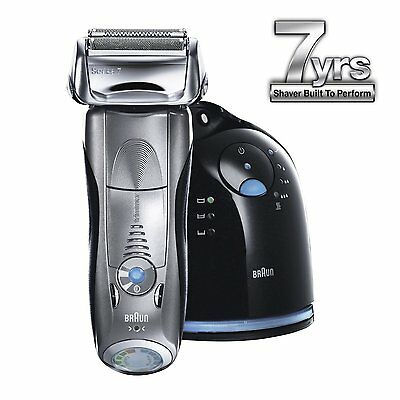 Braun Series 7 790cc-4 Foil Electric Shaver with Cleaning Centre RRP £299.99