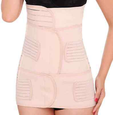Postpartum Recovery Belly/Waist/Pelvis Belt Slimming Body Support Band 3 Pics