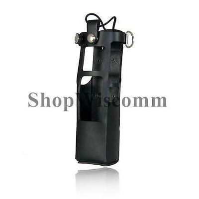 Boston Leather 5613RCXB-1 Radio Holder for Motorola APX 7000 Extended Battery