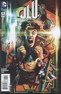 Justice League United #11   NEW!!!