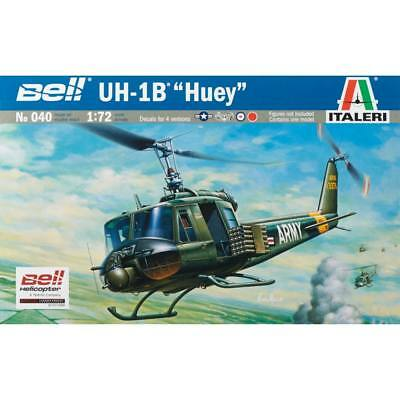 NEW Italeri 1/72 UH-1B Huey 0040S