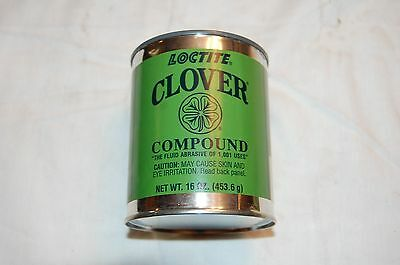 Loctite Clover Lapping and Grinding Compound 16 oz. 100 Grit