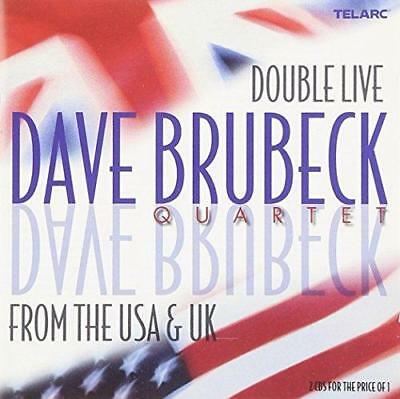 Dave Brubeck - Double Live From The U.S.A. And U.K. (NEW 2CD)