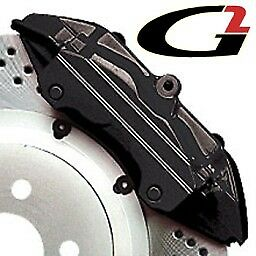 BLACK  G2 USA Brake Caliper Paint System *FREE SHIPPING *Ships in 24 Hours