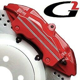 RED G2 USA Brake Caliper Paint System *FREE SHIPPING *Ships in 24 Hours