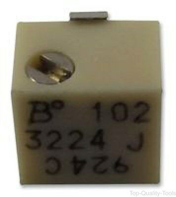 Bourns,3224J-1-103E,trimmer, Smd, 11 Turn 10K