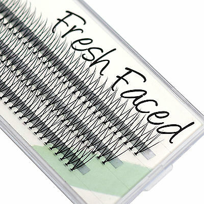 EyeEnvy Fresh Faced Individual Lashes Express Lash Extentions Flares Self Apply