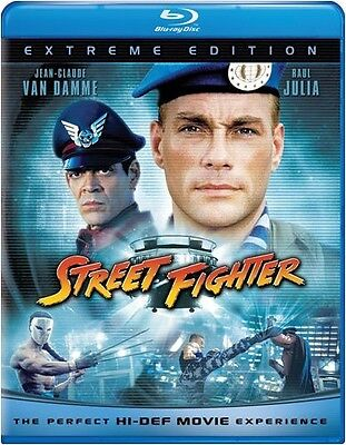 Street Fighter [Extreme Edition] (2011, Blu-ray NEUF) BLU-RAY/WS/Extr (RÉGION A)