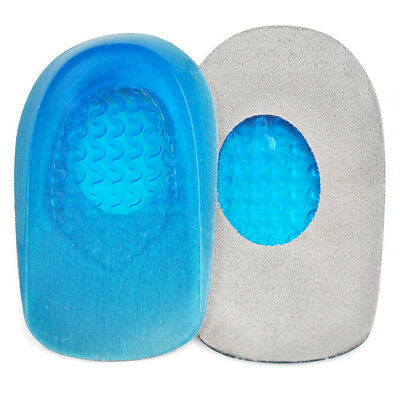 Men Size Support Pad Cup Gel Silicone Shock Cushion Orthotic Insole Shoe Mat Pad