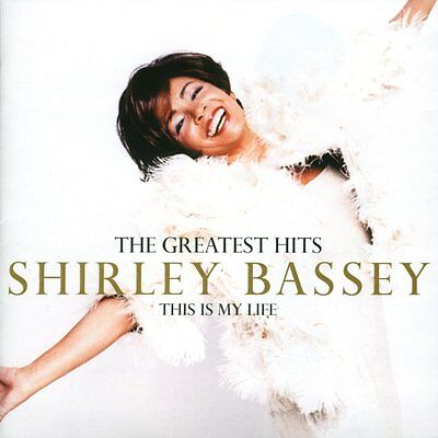 Shirley Bassey ( New Sealed Cd ) This Is My Life The Greatest Hits Very Best Of