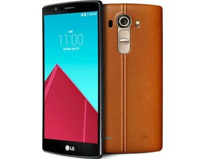 Lg G4 Brown Leather Non Working Dummy Display Model Prop  Uk Seller