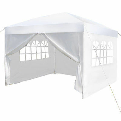 10'x10' Canopy Party Outdoor Wedding Tent Camping Canopy Gazebo Pavilion Event