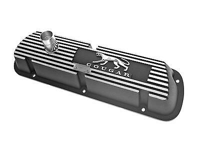 Cougar SMALL BLOCK VALVE COVERS (Pair) 260 289 302